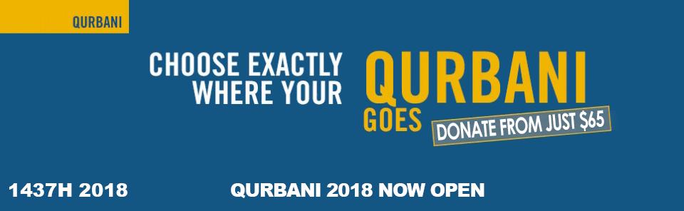 islamic qurbani for relief victoms